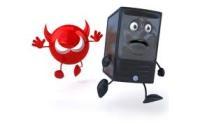 Free Antivirus Computer Running